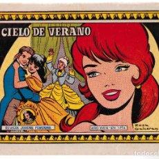 Tebeos: COLECCIÓN AZUCENA Nº 674 - CIELO DE VERANO. Lote 221556267