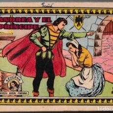 Tebeos: COLECCIÓN AZUCENA Nº 223 - ANDREA Y EL PRÍNCIPE. Lote 221556940
