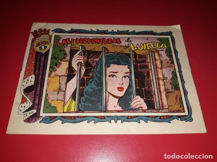 COLECCIÓN ALICIA Nº 15 (Tebeos y Comics - Toray - Alicia)