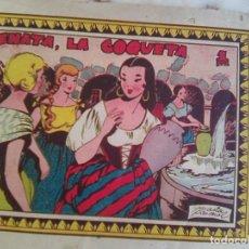 Tebeos: AZUZENA Nº 409 - RENATA, LA COQUETA - AÑOS 50´S. Lote 221670412
