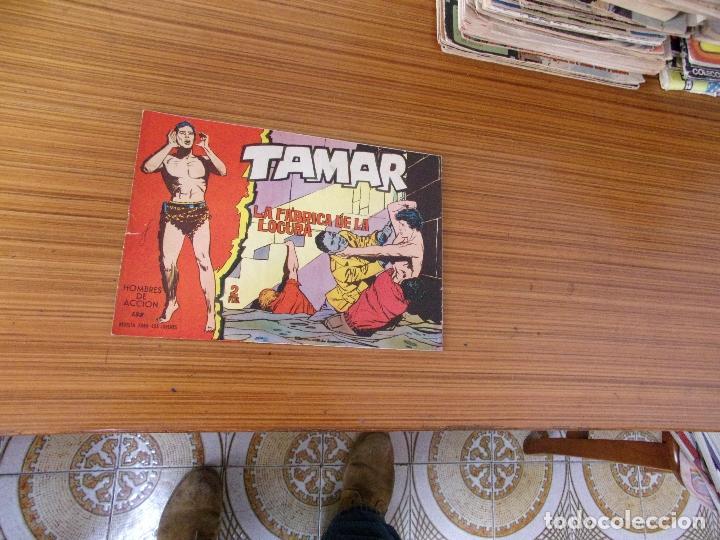 TAMAR Nº 133 EDITA TORAY (Tebeos y Comics - Toray - Tamar)