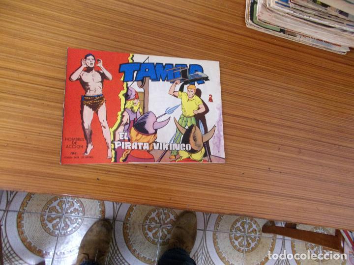 TAMAR Nº 104 EDITA TORAY (Tebeos y Comics - Toray - Tamar)