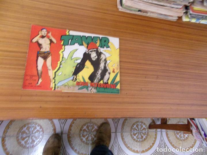 TAMAR Nº 105 EDITA TORAY (Tebeos y Comics - Toray - Tamar)