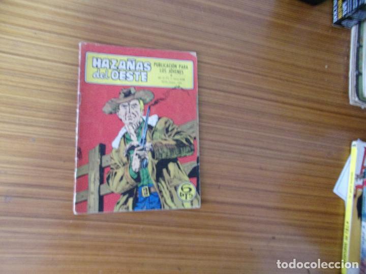 HAZAÑAS DEL OESTE Nº 238 EDITA TORAY (Tebeos y Comics - Toray - Hazañas del Oeste)