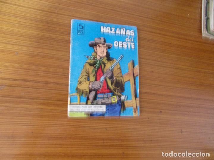HAZAÑAS DEL OESTE Nº 110 EDITA TORAY (Tebeos y Comics - Toray - Hazañas del Oeste)