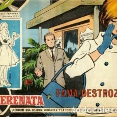 Tebeos: SERENATA- Nº 300 -FAMA DESTROZADA-1965-GRAN GENESTAR-CORRECTO-DIFÍCIL-LEAN-3916. Lote 221962193