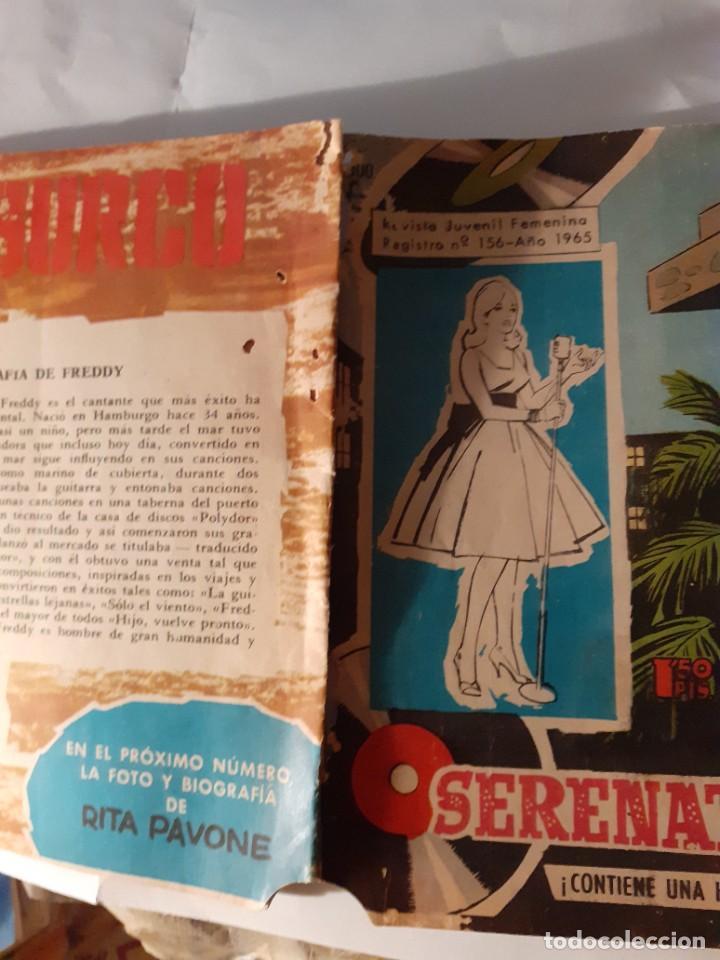 Tebeos: SERENATA- Nº 300 -FAMA DESTROZADA-1965-GRAN GENESTAR-CORRECTO-DIFÍCIL-LEAN-3916 - Foto 3 - 221962193
