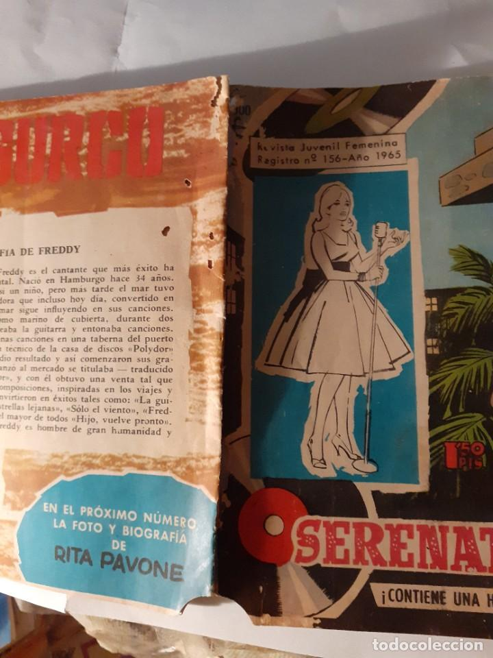 Tebeos: SERENATA- Nº 300 -FAMA DESTROZADA-1965-GRAN GENESTAR-CORRECTO-DIFÍCIL-LEAN-3916 - Foto 5 - 221962193