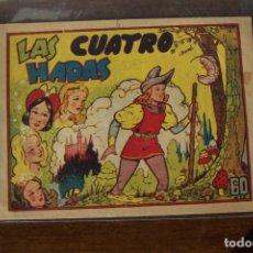 Livros de Banda Desenhada: TORAY,- AZUCENA DE 60 CTS Nº EPOCA GIGNAS, Nº LAS CUATROS HADAS. Lote 222017566
