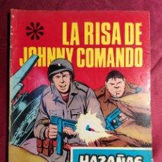 Tebeos: HAZAÑAS BÉLICAS . Nº 223. LA RISA DE JOHNNY COMANDO. EDICIONES TORAY. Lote 222087571