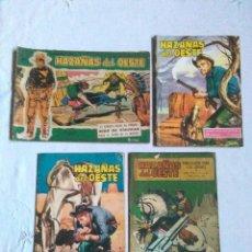 Tebeos: LOTE REVISTA PARA LOS JOVENES HAZAÑAS DEL OESTE AÑO 1959 EDICIONES TORAY S.A.. Lote 222143092