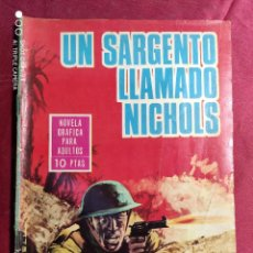Tebeos: HAZAÑAS BÉLICAS . Nº 140. UN SARGENTO LLAMADO NICHOLS. EDICIONES TORAY 1966. Lote 222177970