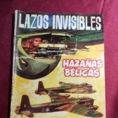 Tebeos: HAZAÑAS BÉLICAS . Nº 89. LAZOS INVISIBLES. EDICIONES TORAY 1964. Lote 222287912