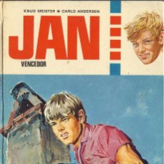Tebeos: JAN VENCEDOR TORAY KNUD MEISTER-CARLO ANDERSEN.1973. Lote 222298047
