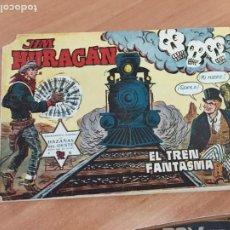Tebeos: JIM HURACAN Nº 16 EL TREN FANTASMA (ORIGINAL TORAY) (COIB151). Lote 222358892