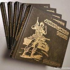 Tebeos: NUMULITE E0069 JOHNNY COMANDO Y GORILA 5 TOMOS EDICIONES TORAY. Lote 222501023