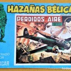 Tebeos: HAZAÑAS BÉLICAS - VOLUMEN VIII - Nº108 - 1973 - URSUS EDICIONES - PERDIDOS EN EL AIRE. Lote 222527030