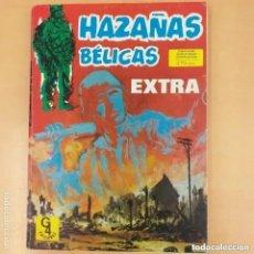 Tebeos: HAZAÑAS BELICAS TOMO 2 EXTRA. NUMS 4, 5 Y 6. Lote 222560297