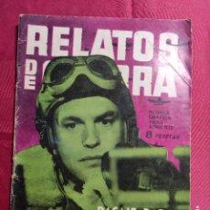Tebeos: RELATOS DE GUERRA. Nº 31. PASAJE PARA MALTA. EDICIONES TORAY 1962. Lote 222610980