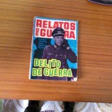 Tebeos: RELATOS DE GUERRA Nº 107 EDITA TORAY. Lote 222625602