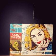 Tebeos: CLARA DE LUNA Nº 214 REVISTA JUVENIL FEMENINA 1963 EDICIONES TOROY - CIELO MEDITERRÁNEO FRIDA BOCCAR. Lote 222688133