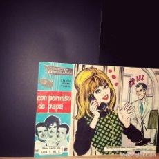 Tebeos: CLARA DE LUNA Nº 218 REVISTA JUVENIL FEMENINA 1963 EDICIONES TOROY - CON PERMISO DE PAPÁ LOS TNT. Lote 222688410