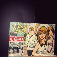 Tebeos: CLARA DE LUNA Nº 218 REVISTA JUVENIL FEMENINA 1963 EDICIONES TOROY - CON PERMISO DE PAPÁ LOS TNT. Lote 222688617