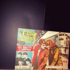 Tebeos: CLARA DE LUNA Nº 319 REVISTA JUVENIL FEMENINA 1963 EDICIONES TOROY - LOS BEATLES. Lote 222689115