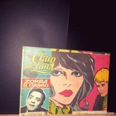 Tebeos: CLARA DE LUNA Nº 320 REVISTA JUVENIL FEMENINA 1959 EDICIONES TOROY ENCARNITA POLO. Lote 222689865