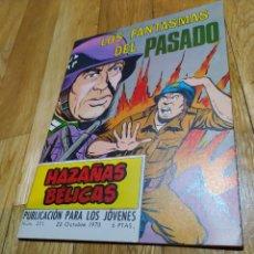 Tebeos: LOS FANTASMAS DEL PASADO TORAY HAZAÑAS BELICAS Nº 311 1970 EXCELENTE ESTADO IMPECABLE. Lote 222709941