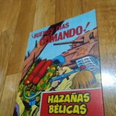 Tebeos: BUENOS DIAS COMANDO TORAY HAZAÑAS BELICAS Nº 312 1970 EXCELENTE ESTADO IMPECABLE. Lote 222710101