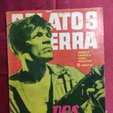 Tebeos: RELATOS DE GUERRA. Nº 65. DOS FUGITIVOS. EDICIONES TORAY 1965. Lote 222716321
