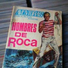 Tebeos: HOMBRES DE ROCA (AVENTURAS)- EDICIONES TORAY, 1969.. Lote 222872551