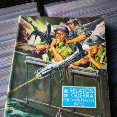 Tebeos: ESTRELLAS DE LA MUERTE- RELATOS DE GUERRA, EDICIONES TORAY, 1968.. Lote 222872988