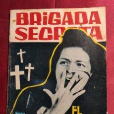 BDs: BRIGADA SECRETA. Nº 96. EL GORRIÓN . EDICIONES TORAY. 1965. Lote 222906073