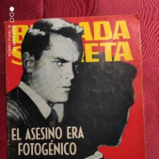 Tebeos: BRIGADA SECRETA. Nº 97. EL ASESINO ERA FOTOGÉNICO . EDICIONES TORAY. 1965. Lote 222937790