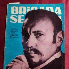 Tebeos: BRIGADA SECRETA. Nº 98. UNA BOLSA DE CARAMELOS . EDICIONES TORAY. 1965. Lote 222938488