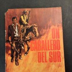 Tebeos: SIOUX (1964, TORAY) 157 · 24-IV-1970 · UN CABALLERO DEL SUR. Lote 222990327