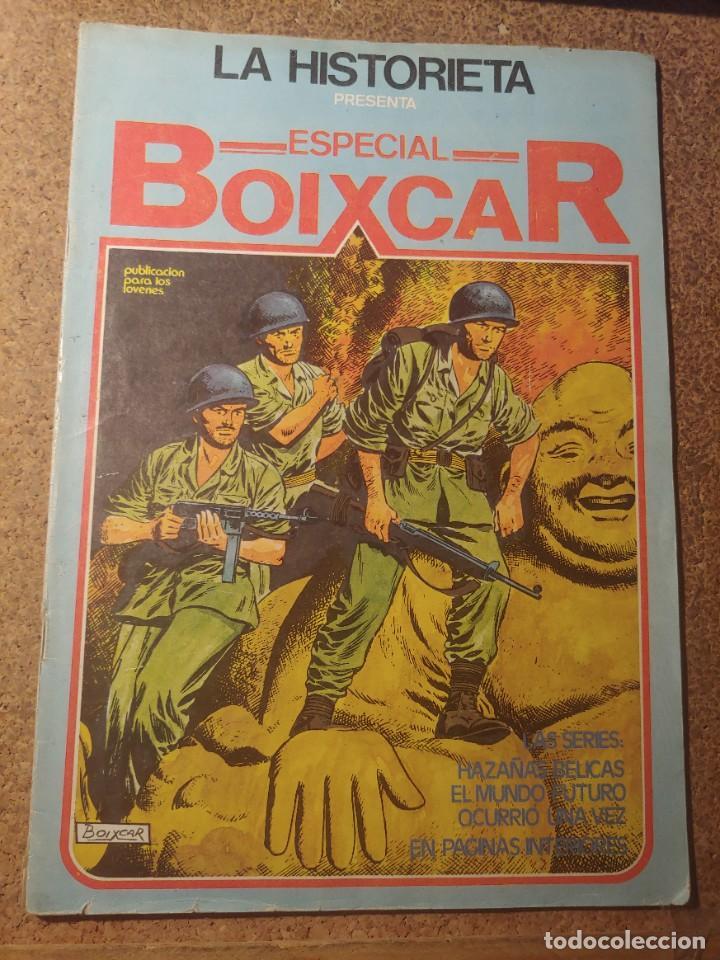COMIC ESPECIAL BOIXCAR Nº 1 (Tebeos y Comics - Toray - Hazañas Bélicas)
