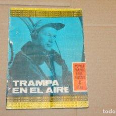 Tebeos: ESPIONAJE Nº 29, NOVELA GRÁFICA, EDITORIAL TORAY. Lote 223673687