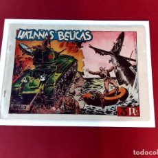 Tebeos: HAZAÑAS BELICAS VOL 1 - 4 EPISODIOS -EDICIONES TORAY. Lote 223782596