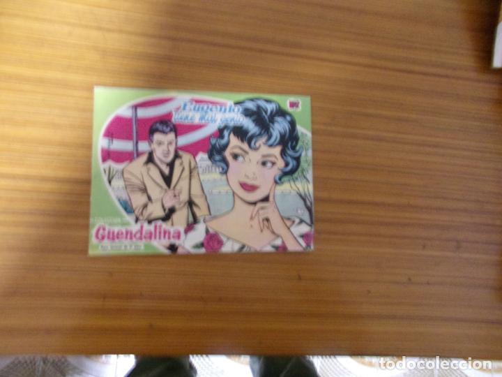 GUENDALINA Nº 6 EDITA TORAY (Tebeos y Comics - Toray - Guendalina)