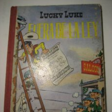 Tebeos: LUCKY LUKE FUERA DE LA LEY. SEGUNDA EDICIÓN 1969.. Lote 224002367