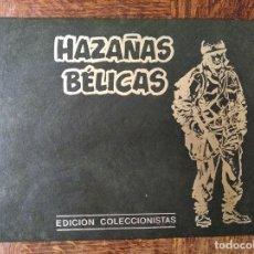 Tebeos: HAZAÑAS BELICAS , EDICION COLECCIONISTAS , TOMO 8. Lote 26346097