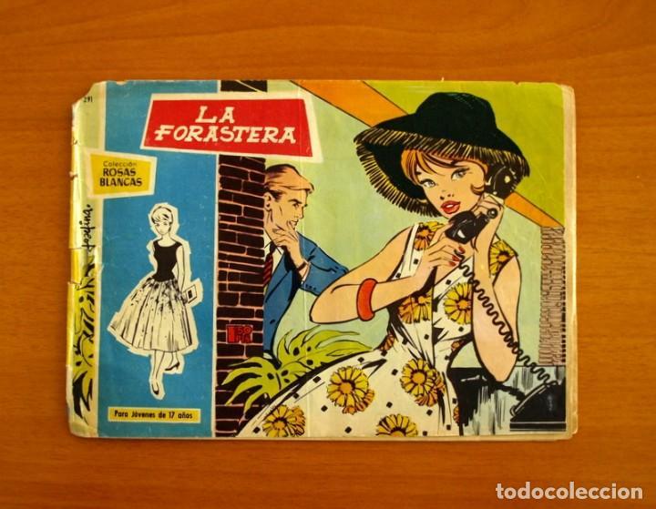 ROSAS BLANCAS - Nº 291, LA FORASTERA - EDICIONES TORAY (Tebeos y Comics - Toray - Otros)