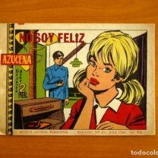 Tebeos: AZUCENA - Nº 974, NO SOY FELIZ - EDICIONES TORAY 1966. Lote 224220117