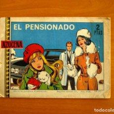 Tebeos: AZUCENA - Nº 951, EL PENSIONADO - EDICIONES TORAY 1966. Lote 224220810