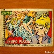 Tebeos: AZUCENA - Nº 1139, TIEMPO PASADO - EDICIONES TORAY 1970. Lote 224221235