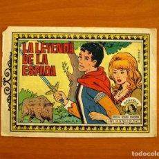 Tebeos: AZUCENA - Nº 872, LA LEYENDA DE LA ESPADA - EDICIONES TORAY 1964. Lote 224224401