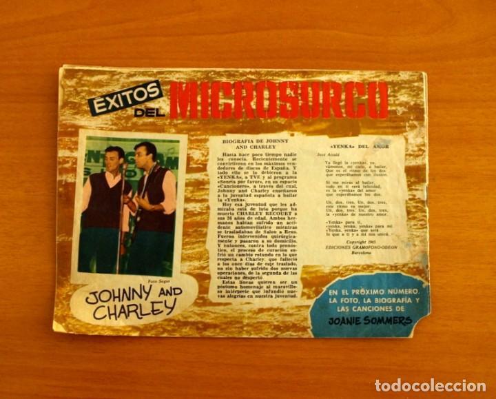 Tebeos: Serenata - Nº 278, registro nº 156, Juventud Ye Ye.... - Ediciones Toray 1965 - Foto 4 - 224365080
